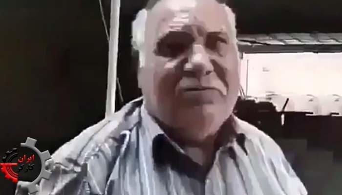 پیرمرد ۶۶ سالهای که کارش جمعآوری زباله و ضایعات است