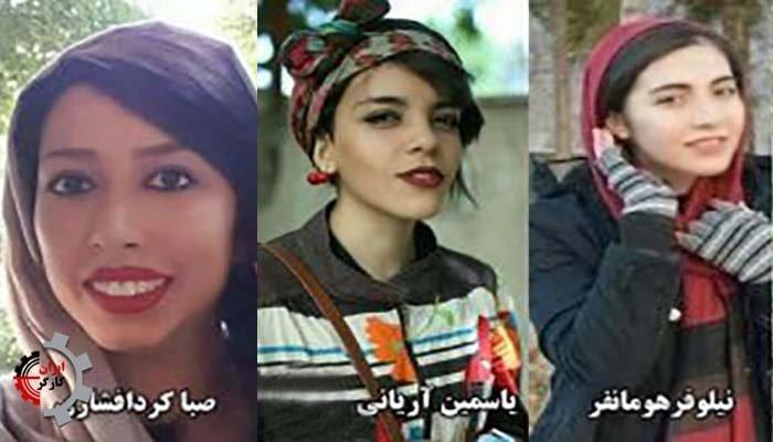 محکومیت حبس برای زنان بازداشت شده در اعتراضات مردادماه ۹۷