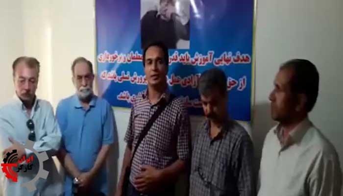 اعتراض تشکلهای صنفی و معلمان به ادامه حبس معلمان آزاده