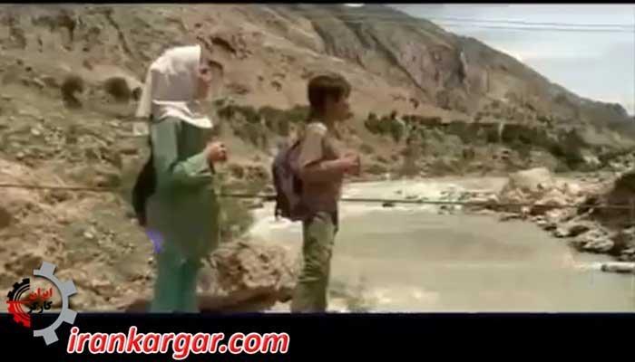 معلم فداکار ؛ و ماجرای تامل برانگیز ساختن مدرسه تا درست کردن جاده روستا در غیاب دولت!؟