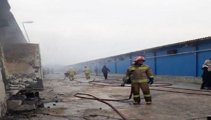 آتشسوزی در یک مرغداری با ۴ کشته و مصدوم