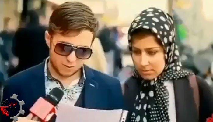 گزارش ویدئویی از خیابانهای تهران