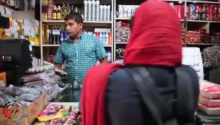 گزارش ویدئویی از فروشگاهها در تهران