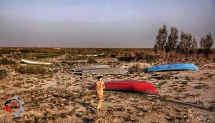سونامی بی آبی و خشکسالی سیستان