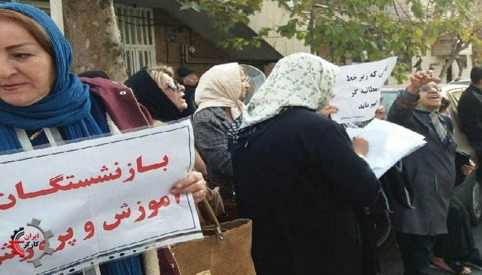 اولین پاسخ روحانی به معلمان بازنشسته!