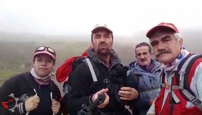 اعلام حمایت گروه کوهنوردی پیشرو از کارگران هفت تپه و فولاد اهواز و درخواست آزادی زندانیان