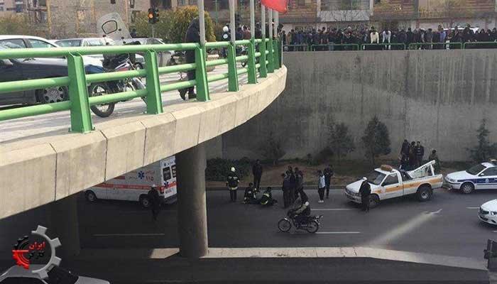 اقدام به خودکشی دختر ۱۸ساله در اصفهان