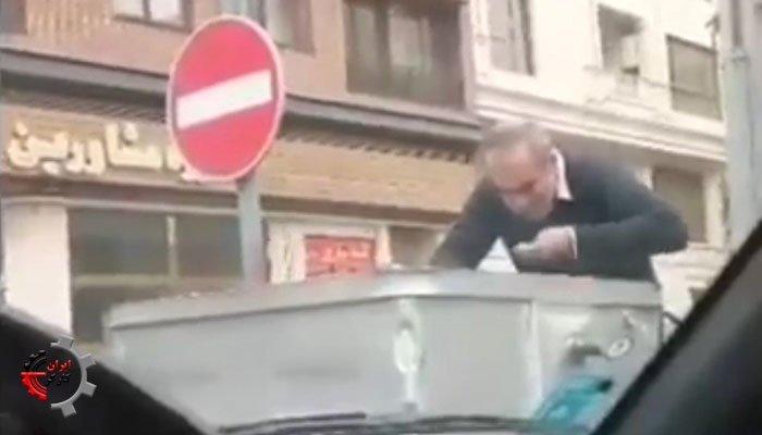 تهران گرسنه است! گسترش فاجعه زباله خواری