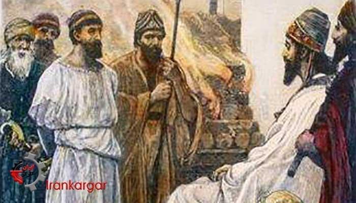 حکایت پادشاه ورشکسته و سه قانون وزیر