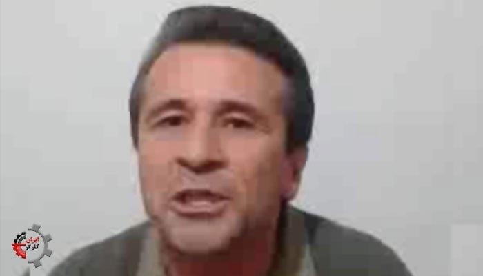جعفر عظیم زاده دبیر اتحادیه آزاد کارگران ایران