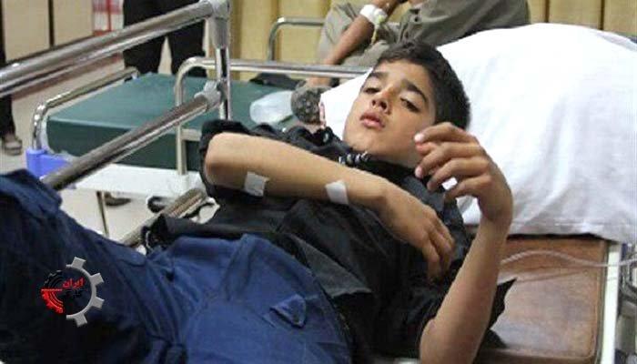 گازگرفتگی دانش آموزان تبریز