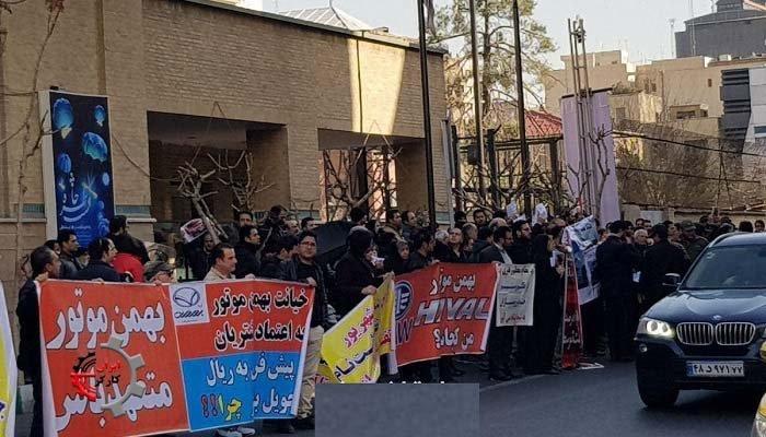 حوالهداران ایران خودرو
