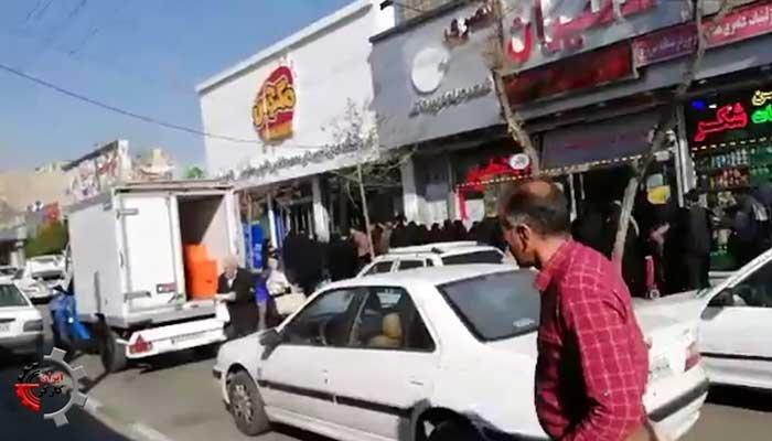 گسترش صفهای طولانی گوشت در تهران و شهرستانها