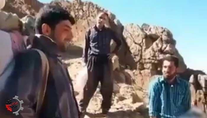فارغالتحصیل کارشناسی ارشد دانشگاه تهران و ارومیه در کوهستان کولبری میکند