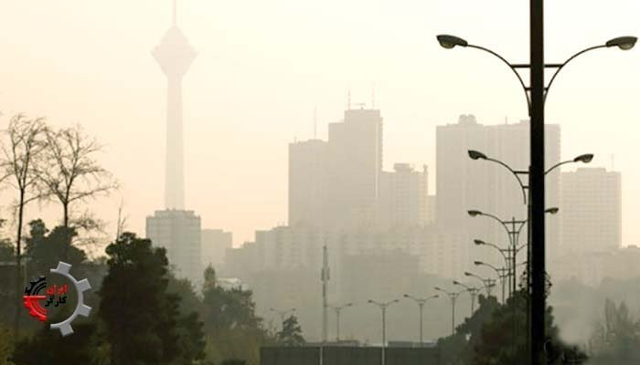 تهران جزء آلودهترین پایتختها