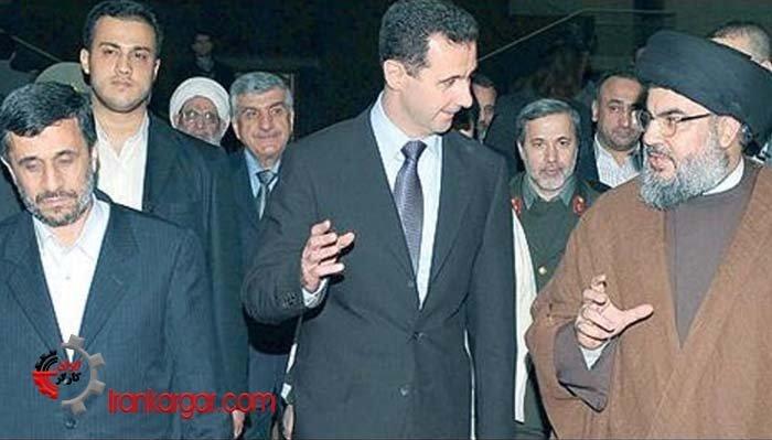 حزبالله لبنان و اسد
