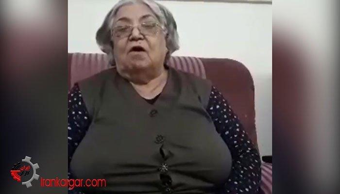 مادر پروین محمدی و درخواست آزادی دخترش