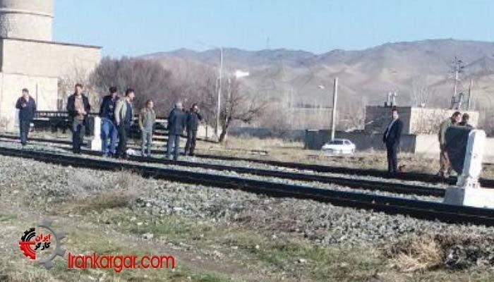 کارگران راهآهن