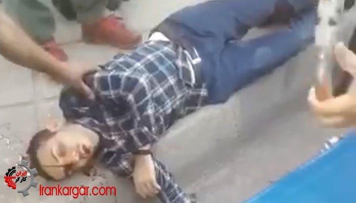 خودکشی یک جوان دانشجو بعد از خروج از دانشگاه چمران اهواز