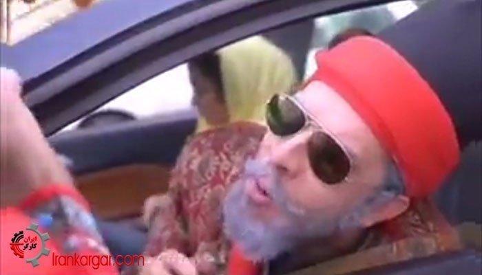 فیلم طنز دیدنی ربط چپاول دولتی-باندی و فاجعه سیل توسط حاجی فیروز