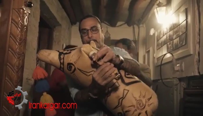 رقص و هنرنمایی هنرمندان در کوچه فستیوال موسیقی بوشهر