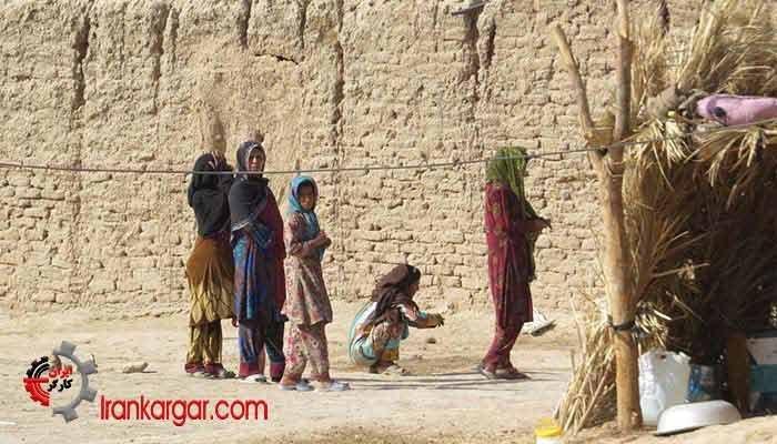 حسینآباد، جایی که مردمانش در فقر مطلق یونجه میخورند