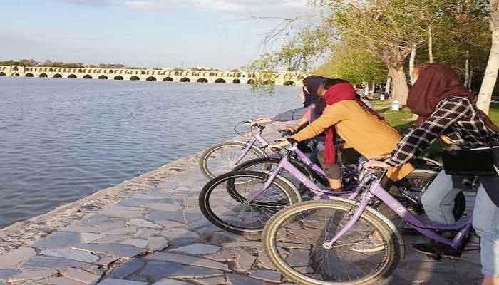 دوچرخهسواری زنان