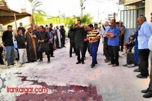 کشتن امام جمعه کازرون