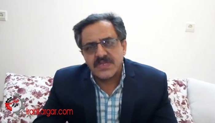 چیزی که برای حاکمان ایران معنی ندارد منافع ملی است؛ سخنان معلم شجاع خطاب به حاکمیت