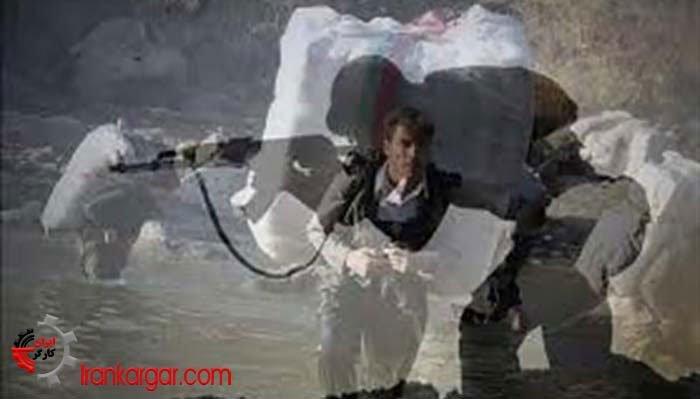 کشتە و زخمی شدن ٤ کولبر در نوسود در سحرگاه ۱۴ اردیبهشت بدست سپاه پاسداران