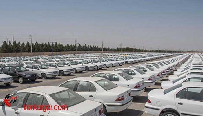 توقف تولید ۱۰۰ هزار خودروی ناقص
