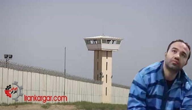 اعتصاب غذای سهیل عربی