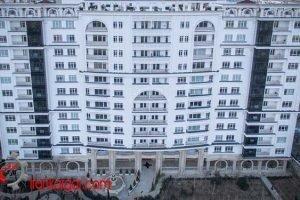 لوکسترین برجهای لاکچری تهران