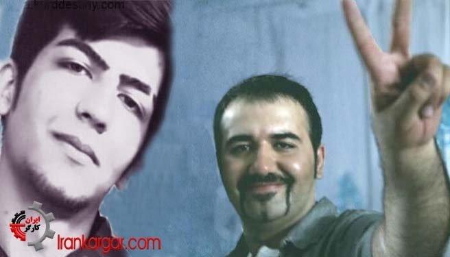 سهیل عربی و علیرضا شیرمحمدعلی