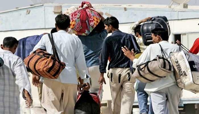 مهاجرت کارگران ایران به عراق