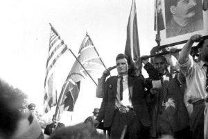 نیکلای چائوشسکو، دوران کودکی و نوجوانی رهبران جهان