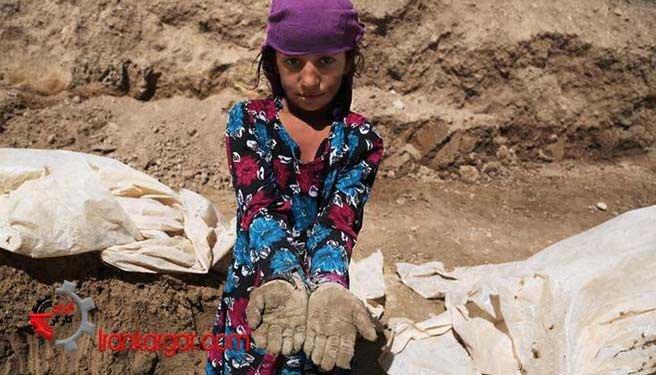 وضعیت کودکان کار در ایران