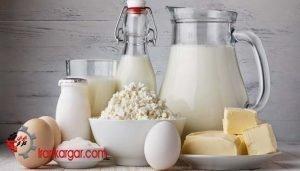 گرانی لبنیات و حذف محصولات شیر