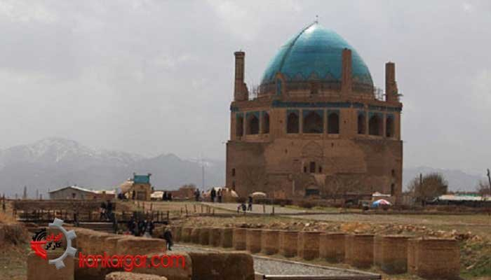 گنبد-سلطانیه-زنجان-