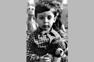 ودایمیر زلنسکی - دوران کودکی و نوجوانی رهبران جهان