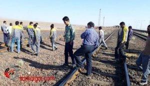اعتصاب کارگران راهآهن