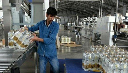 اعتراض کارگران آب معدنی داماش