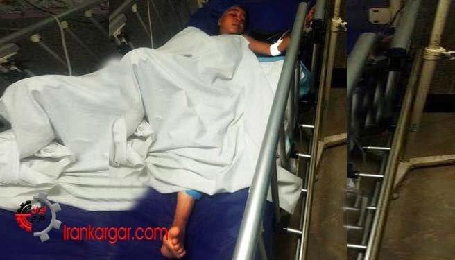 حمله هولناک گاندو به دختر ۱۰ ساله