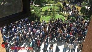دانشجویان دانشگاه صنعتی شریف