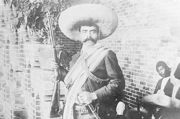 امیلیانو زاپاتا اسطوره انقلاب