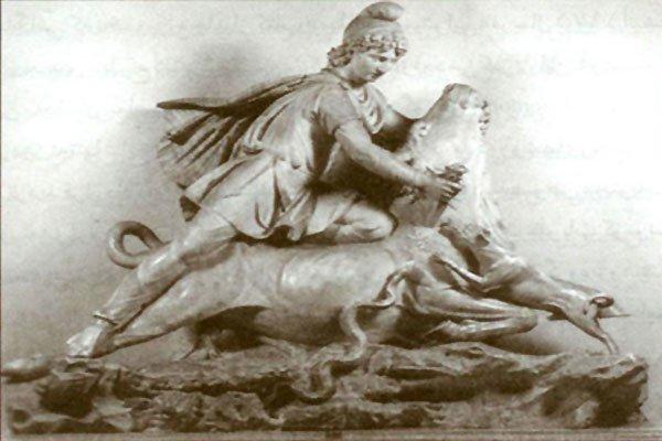 میترا نماد مهرورزی و دوستی