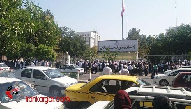 تجمع پرستاران بیمارستانهای مشهد