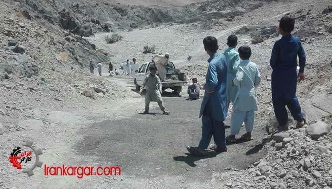 یکی از روستاهای نیکشهر