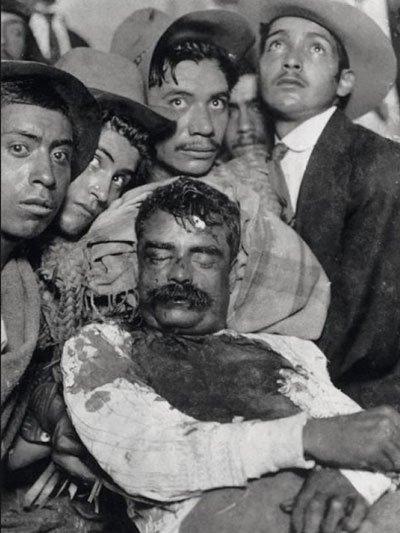 جسد امیلیانو زاپاتا