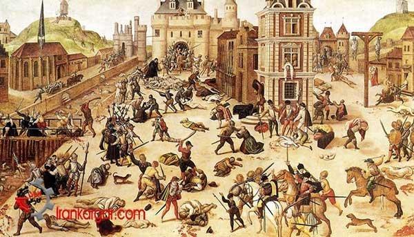 خونینترین قتل عام مذهبی